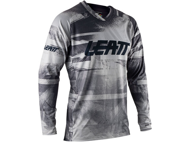 Leatt DBX 2.0 Jersey Long Sleeve Men, steel